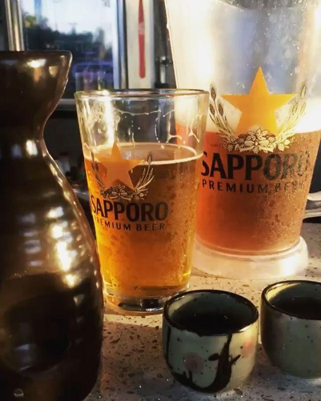 Sapporo Pitcher & Sake Craft