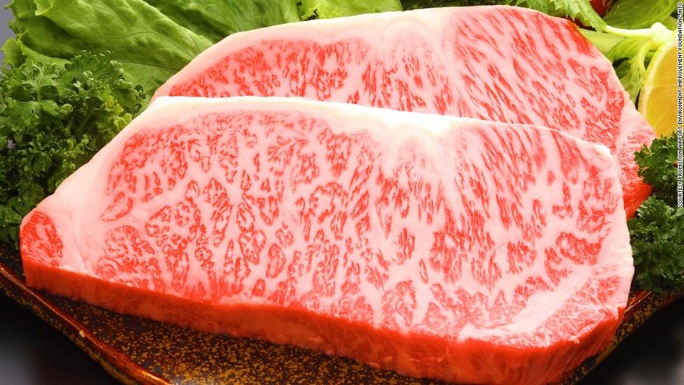Miyazaki A5 Wagyu Beef