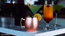 Cocktails, Sake, Beer & Wine