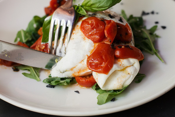 my foodie friend baecelona isabella's burrata