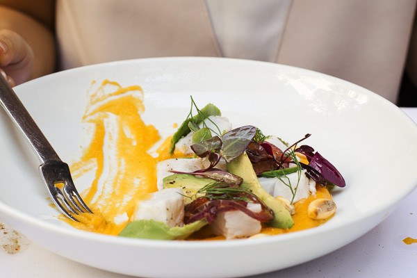 my foodie friend barcelona acontraluz sarria ceviche