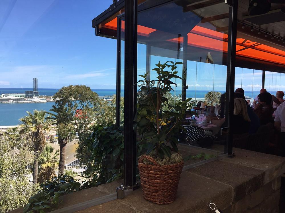 my foodie friend barcelona martinez view