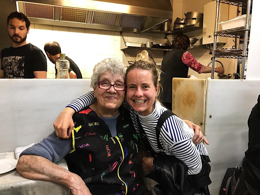 My Foodie Friend Barcelona La Cova Fumada Granny