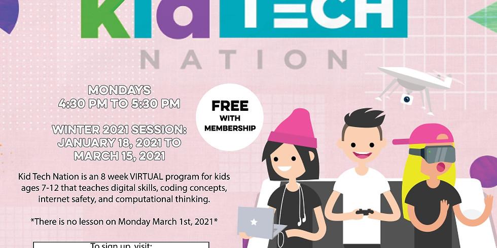 Kidtech Nation Winter 2021