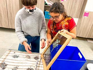 Paper making craft