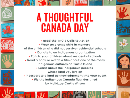 A Thoughtful Canada Day