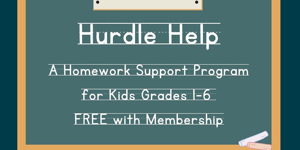 Hurdle Help Homework Support