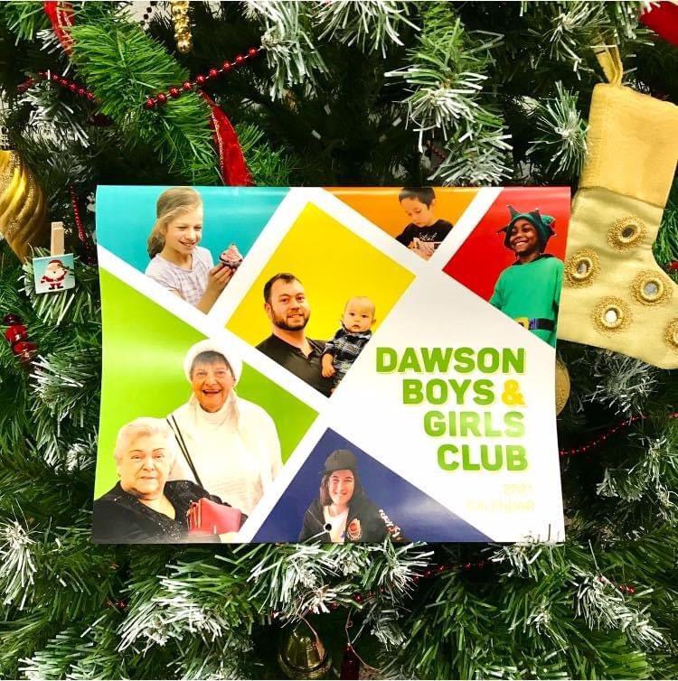 Dawson Boys and Girls Club Calendar