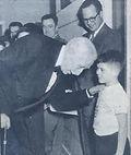 Governor General Georges Vanier in 1960