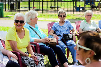 Seniors park activity