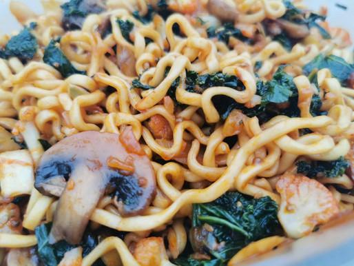 Spicy Superfood One-Pot Ramen
