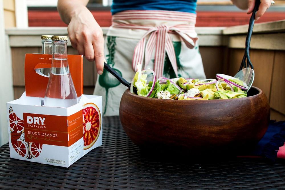 Salad_Blood Orange_Chef