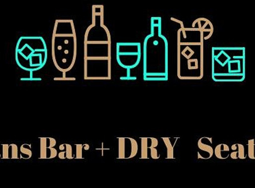 Get Your Tickets: January DRY x Sans Bar Experience