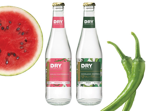 Press Release: DRY Launches Serrano Pepper and Malali Watermelon Summer Flavors