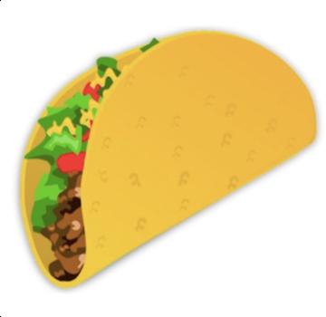 Taco Emoji