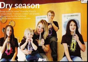 Sharelle Klaus - Sunset Magazine