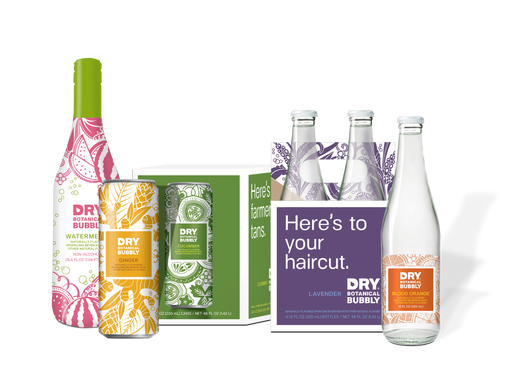 Announcing DRY Botanical Bubbly!