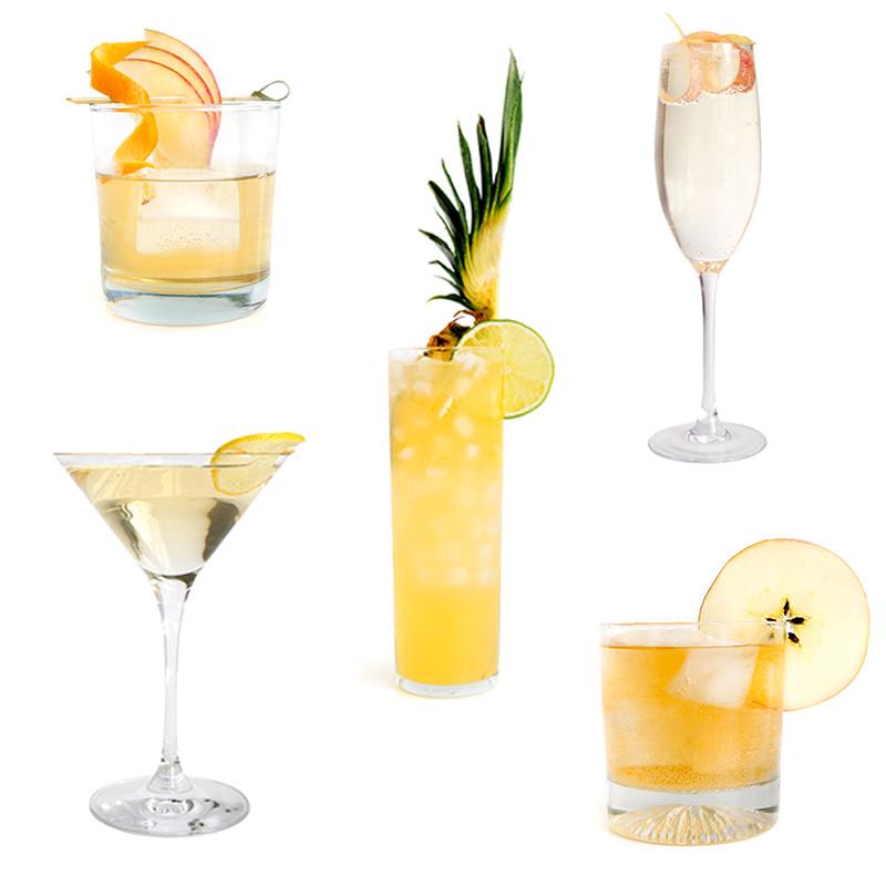 Cocktails Fuji Apple DRY Sparkling National Apple Month