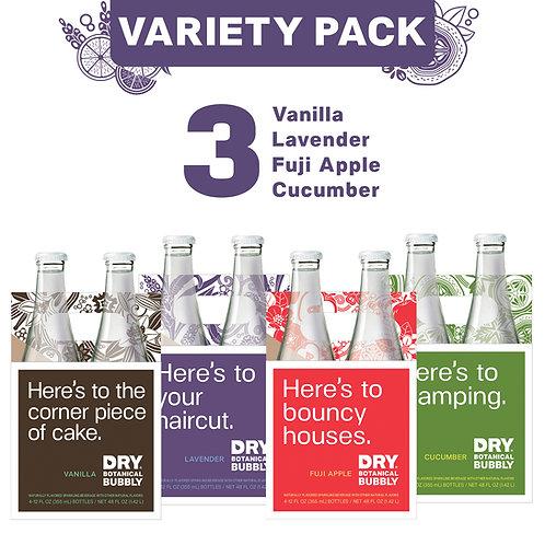 12 oz Bottle Variety Pack