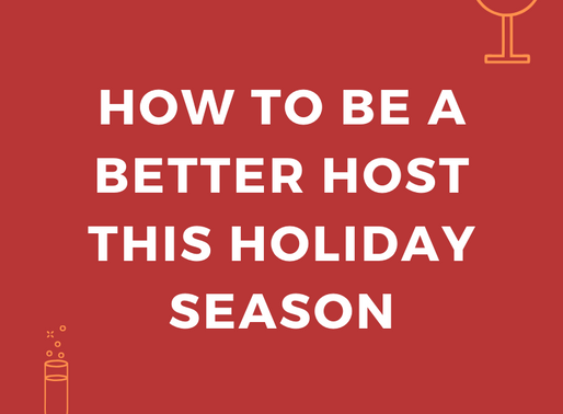 How To Be A Better Host