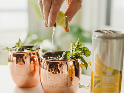 Ginger and Mint Cooler Mocktail Recipe