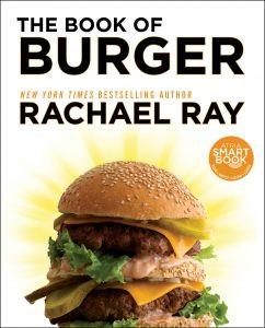 rachel ray burger-fav-cookbooks