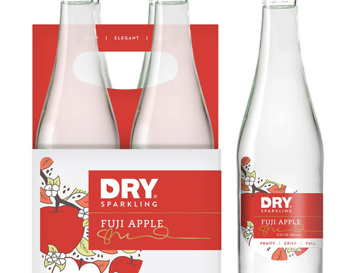 Press Release: Announcing the Launch of New Fuji Apple DRY Sparkling