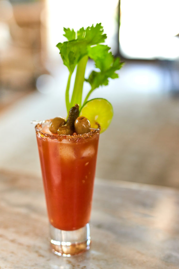 The Leslie Knope-Body Doesn't Like a Bloody Mary by DRY Botanical Bubbly