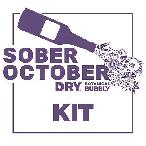 Sober October Starter Kit