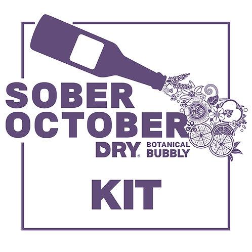 Sober October Starter Kit