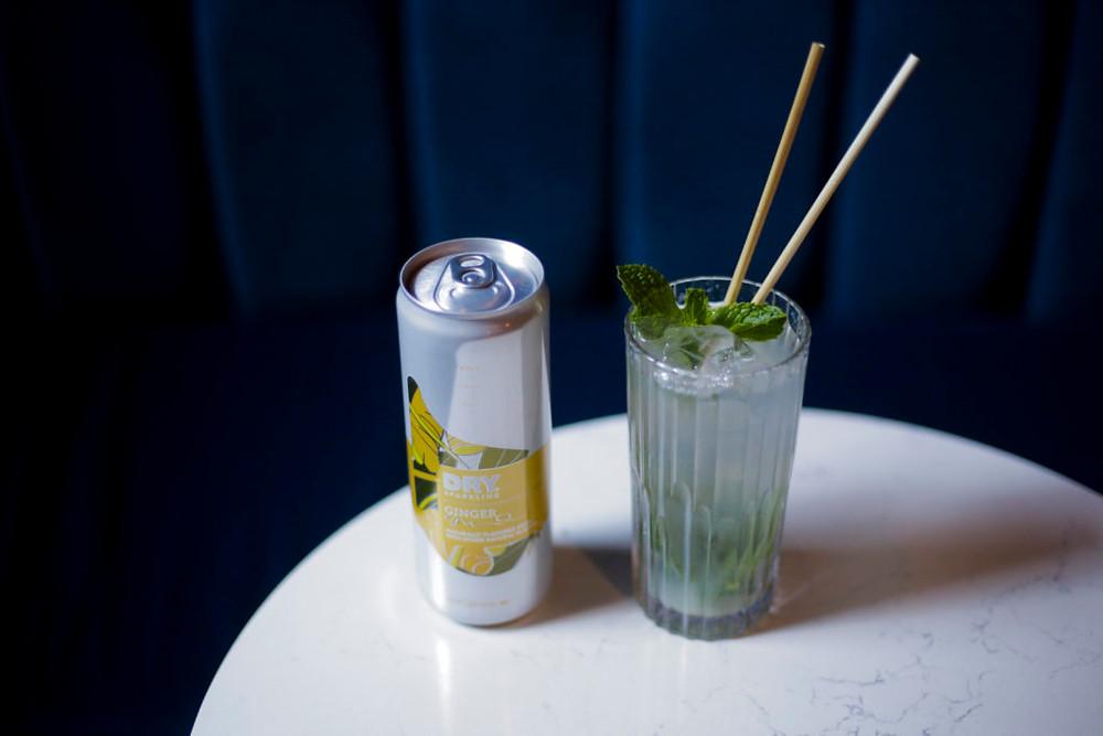 Ginger Lime Mule Mocktail Recipe
