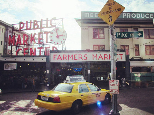 DRY Team Volunteer Day: Pike Place Market
