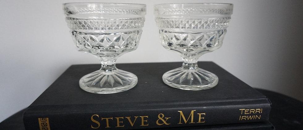 Vintage Glass Drinkware