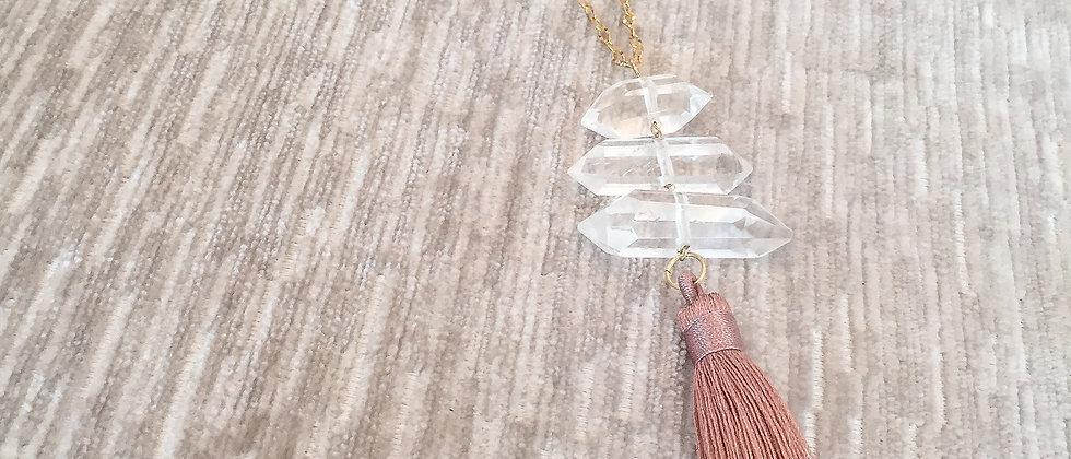 ESSIE Tassel Necklace