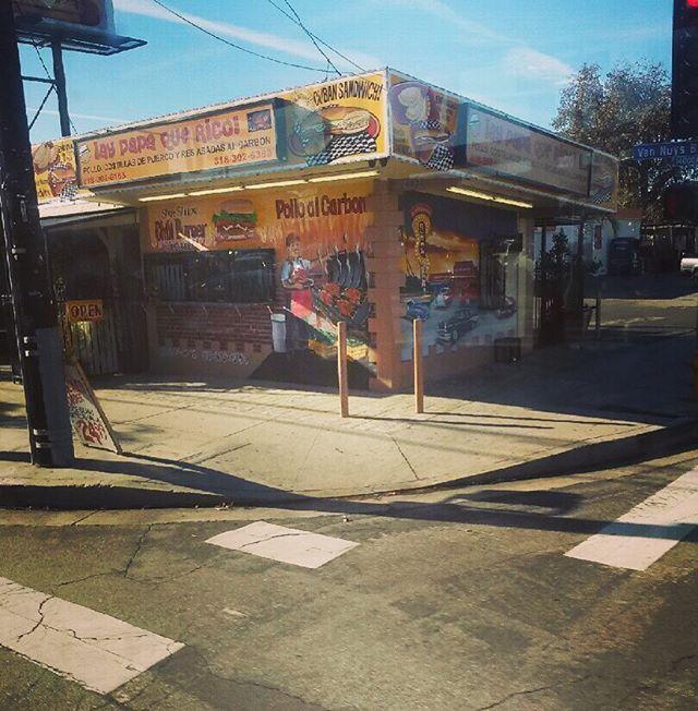Our second location. Ay Papa Que Rico Arleta