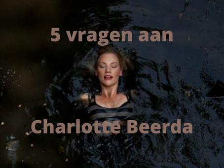 5 vragen aan: Charlotte Beerda