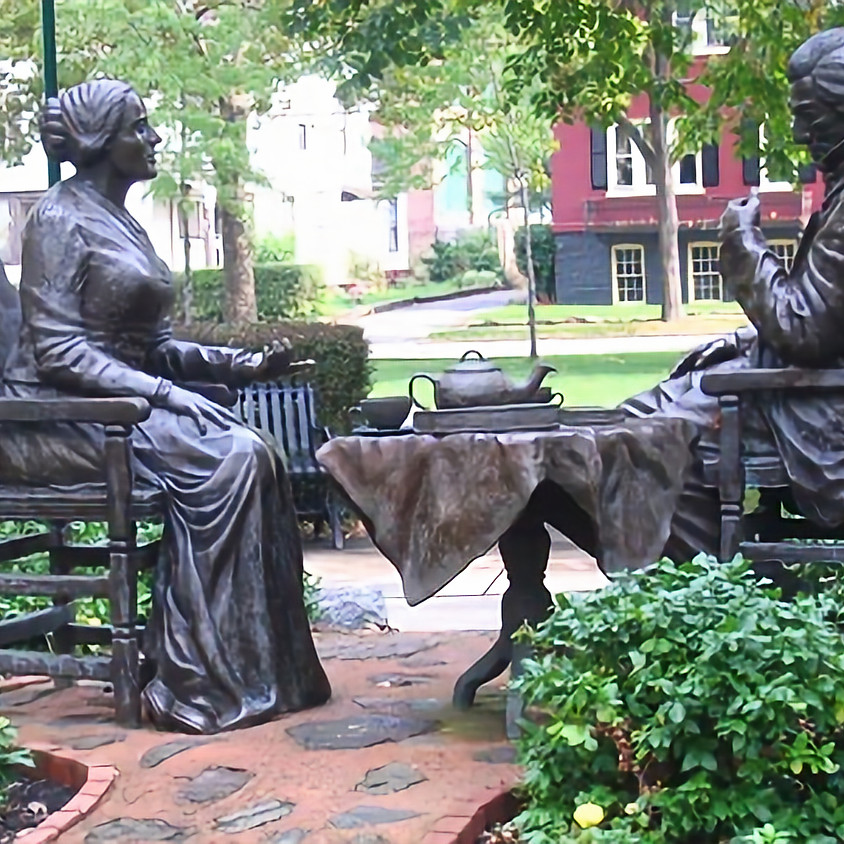The Famous friendship of Susan B. Anthony and Frederick Douglass