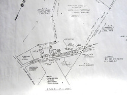 Map of Meetinghouse Grounds