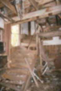 1816 FQMH stairs 2004.JPG
