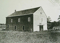 Meetinghouse Exterior 1958