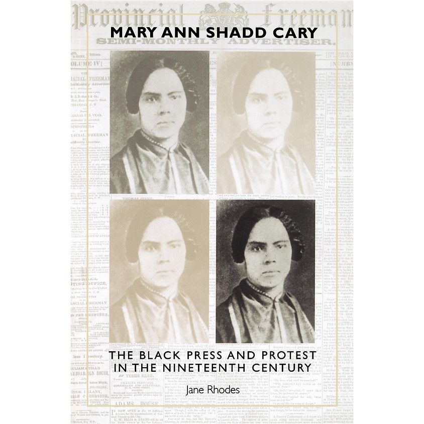 CANCELED: Mary Ann Shadd Cary: Black Women and the Early Suffrage Movement