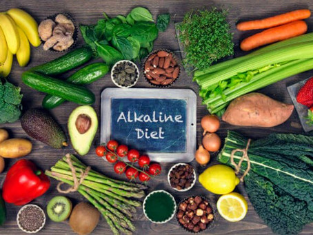 Best Diet for Psoriasis: Alkaline Plant Based