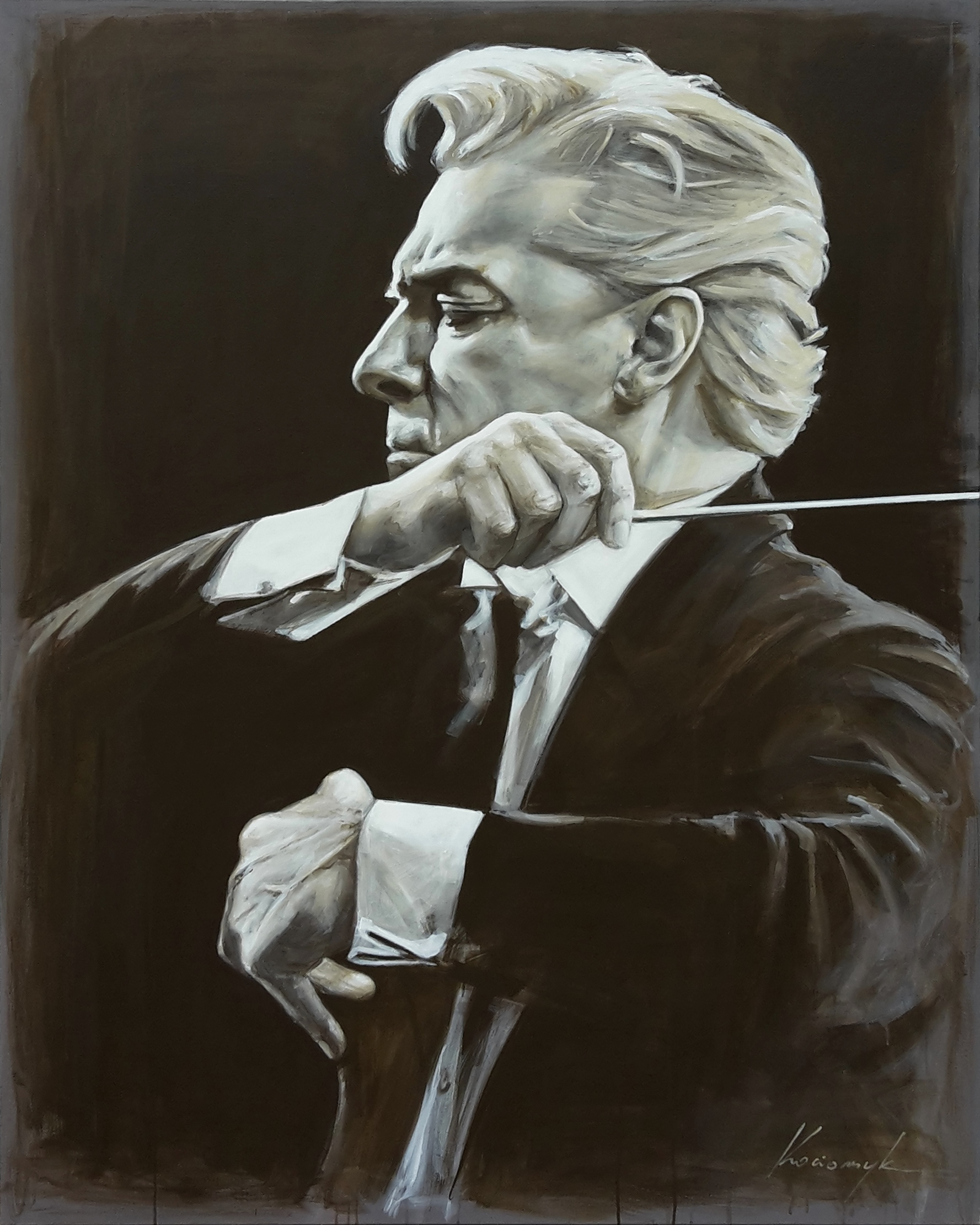 """Conductor"" SOLD"