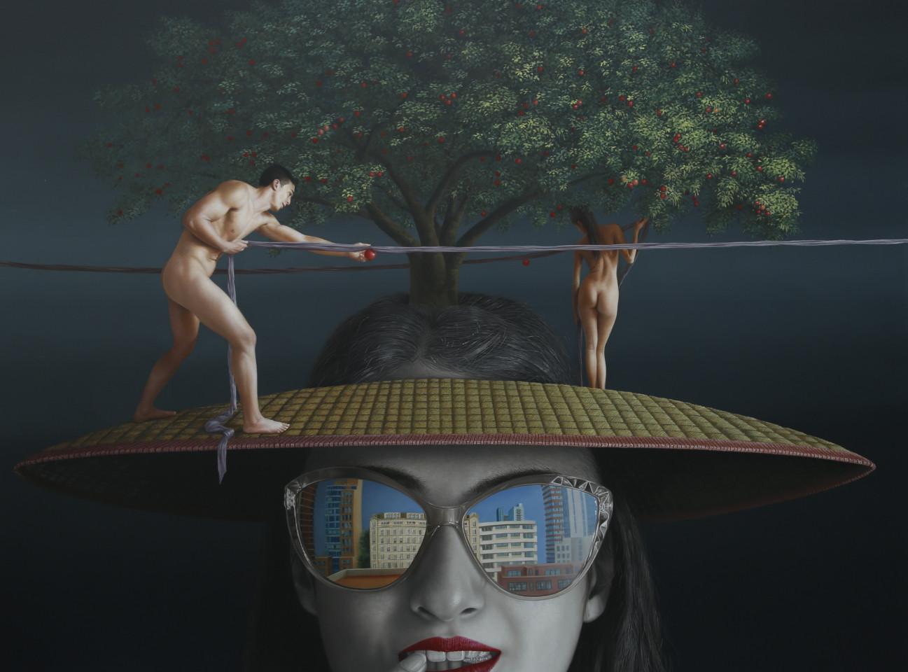 Adán y Eva