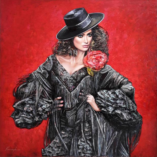 """Flamenco Fashion #2"""