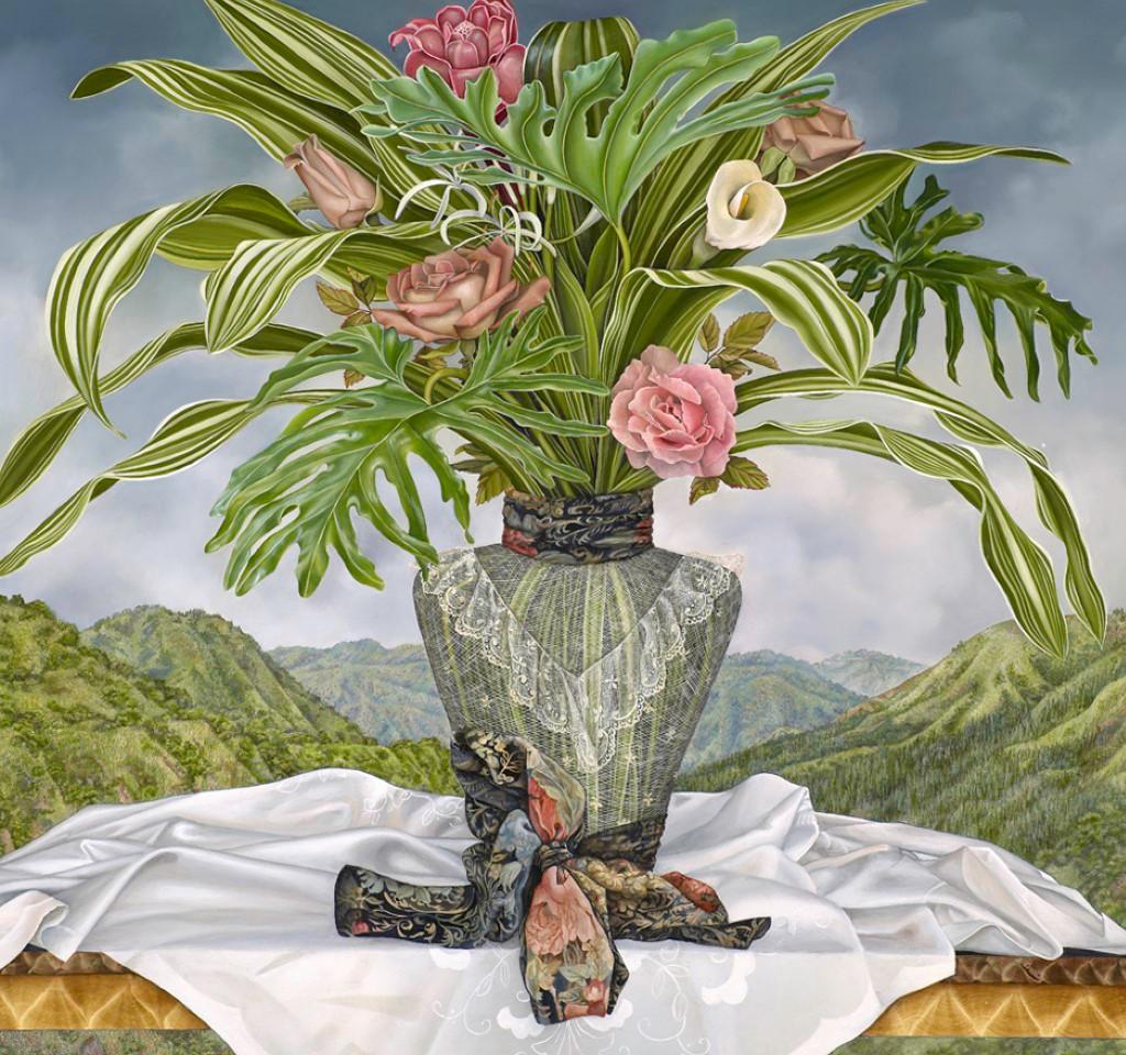 Lacy's Vase