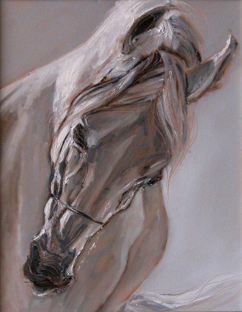 """""""Horse Portrait #2"""""""