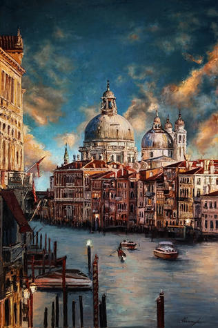 """""""Canal at Dusk"""""""