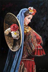 """""""Flamenco Dancer #2"""""""