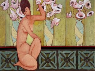 """Homage To Modigliani"